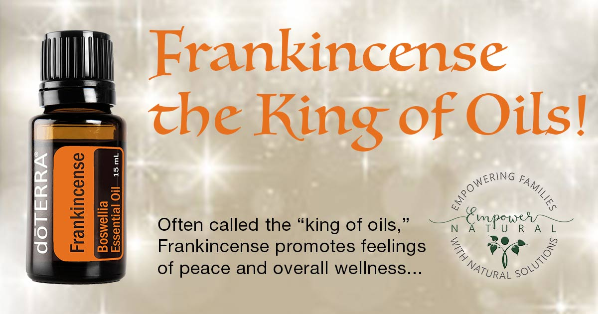 Let's Be Frankincense!